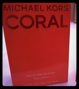 Coral Fragrance by Michael Kors